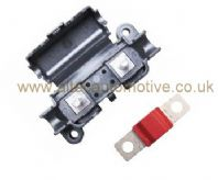 RANGE OF MIDI FUSES & FUSE HOLDERS (30mm hole centres)